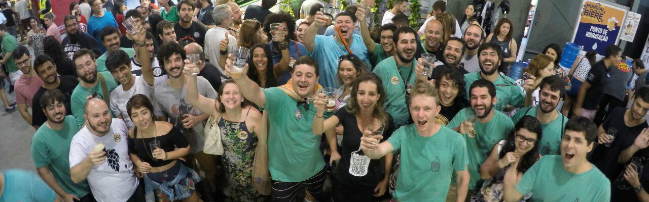 CCZS no Mondial de La Bière 2016